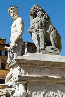 The Neptune (biancone Poster by Nico Tondini