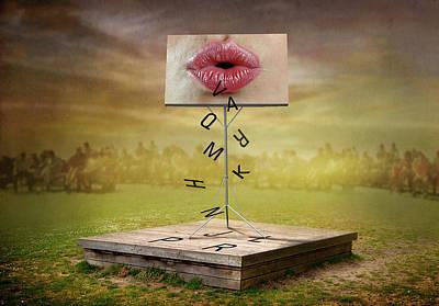 The Nonsense Speech. Poster