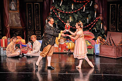 Poster featuring the photograph The Nutcracker by Bill Howard