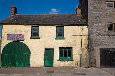 The Old Garage, Glanworth, County Cork Poster by Panoramic Images
