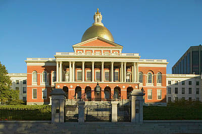 The Old State House Poster