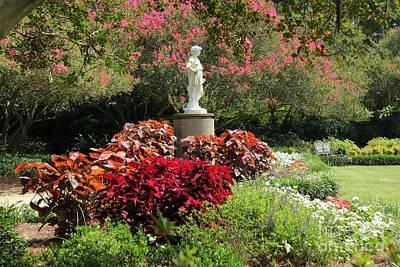 The Orangerie Garden Poster by Theresa Willingham