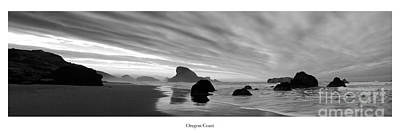 The Oregon Coast Poster by Twenty Two North Photography