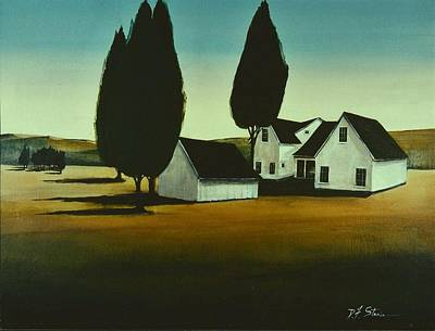 The Parson's House Poster