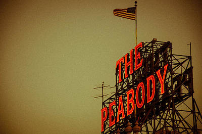 The Peabody Poster