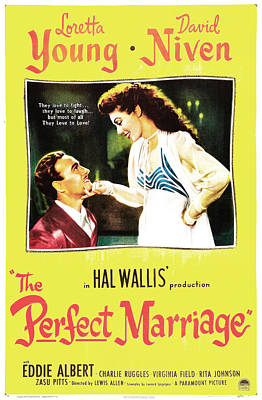 The Perfect Marriage, Us Poster, David Poster by Everett