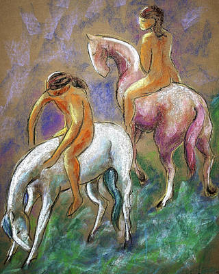 The Pink Horse Poster