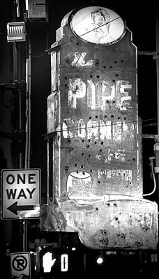 The Pipe Corner Poster