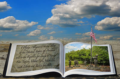 The Pledge Storybook Poster