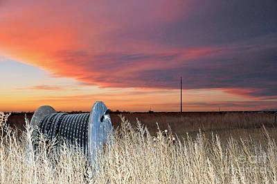 The Prairie Poster