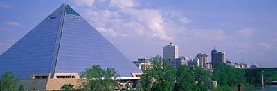 The Pyramid Memphis Tn Poster