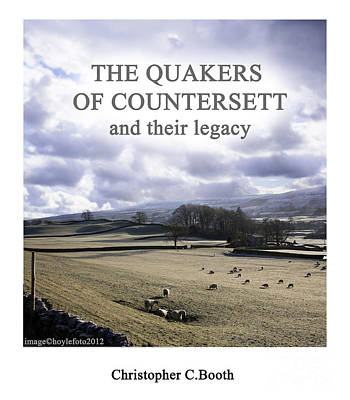 The Quakers Of Countersett Poster by Mike Hoyle