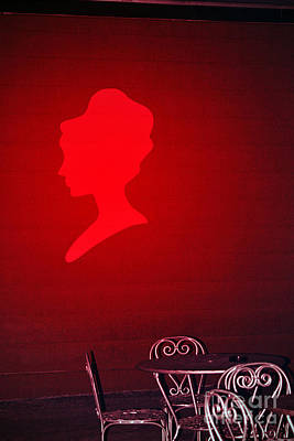 The Red Lady Poster
