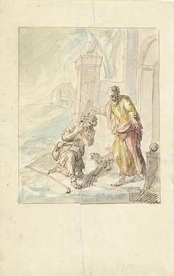The Return Of The Prodigal Son, Elias Van Nijmegen Poster by Quint Lox