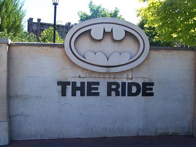 The Ride Poster by Kelly Awad