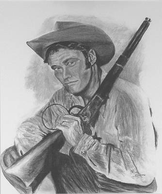 The Rifleman Poster by Rick Fitzsimons