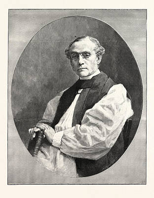 The Right Rev. Dr. W.d. Maclagan The New Archbishop Of York Poster by English School