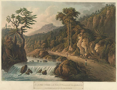 The Rio Cobre Poster by British Library