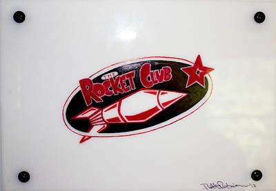 The Rocket Club Poster