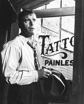 The Rose Tattoo, Burt Lancaster, 1955 Poster