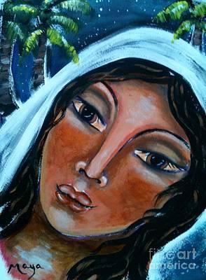 The Samaritan Woman Poster by Maya Telford