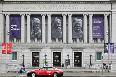 The San Francisco Asian Art Museum 5d22608 Poster