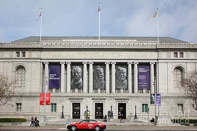 The San Francisco Asian Art Museum 5d22609 Poster