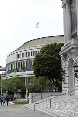 The San Francisco Symphony 5d22487 Poster