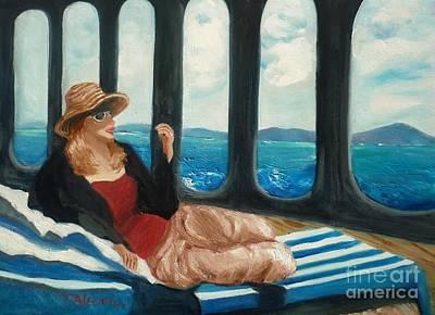 The Sea Princess - Original Sold Poster
