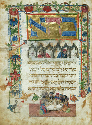 The Seder Poster