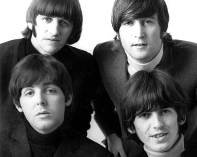 The Beatles Poster by Retro Images Archive