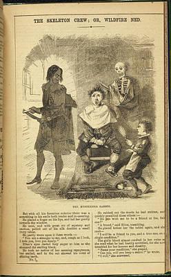 The Skeleton Crew Poster