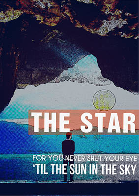 The Sun In The Sky Poster by Celestial Images