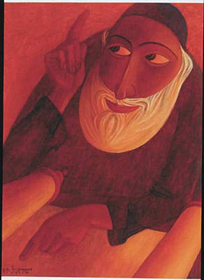 The Talmudist Poster