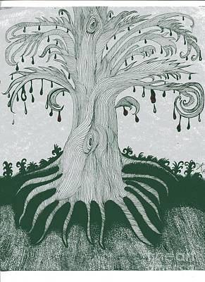 The Tearing Tree Poster