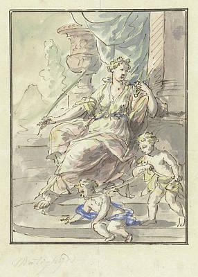The Temperance, Elias Van Nijmegen Poster by Quint Lox