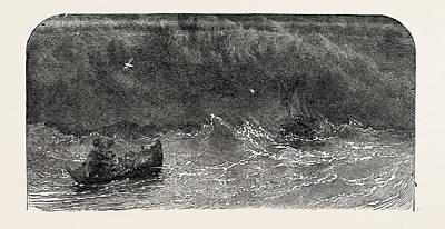 The Tempest Prospero Adrift, Shakespeare Poster