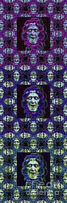 The Three Medusas 20130131 - Vertical Poster