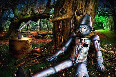 The Tin Woodman Poster