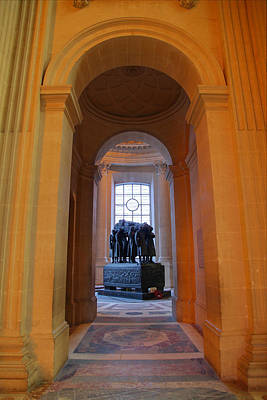 The Tombs At Les Invalides - Paris France - 011315 Poster