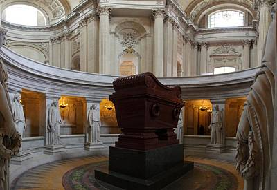 The Tombs At Les Invalides - Paris France - 011328 Poster by DC Photographer