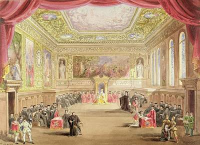The Trial, Act Iv, Scene I From Charles Poster by F. Lloyds