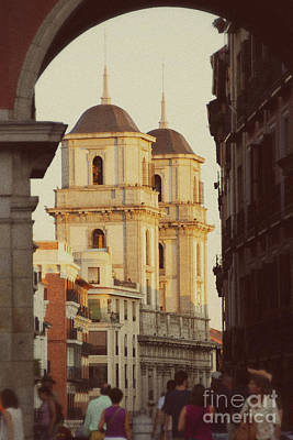 The Two Towers Of Catedral De San Isidro Poster by Ivy Ho