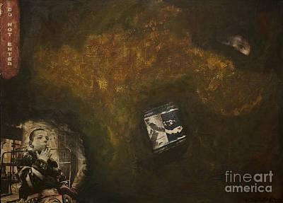 The Underground Poster by Kamil Swiatek