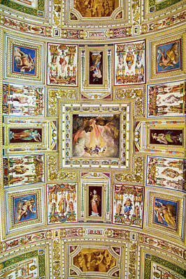 The Vatican Museums, Musei Vaticani Poster
