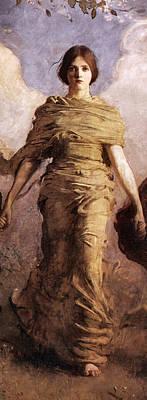 The Virgin Detail Poster