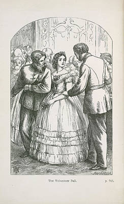 The Volunteer Ball Poster by British Library