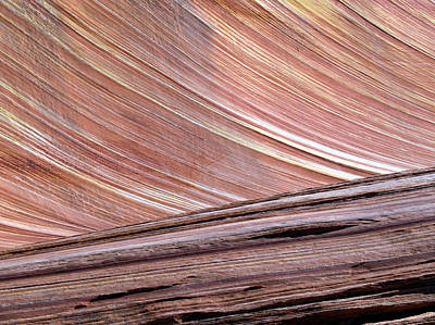 'the Wave' North Coyote Buttes 02 Poster