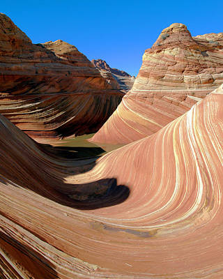 'the Wave' North Coyote Buttes 19 Poster