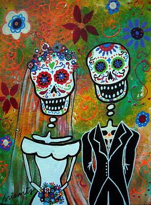 The Wedding Poster by Pristine Cartera Turkus